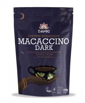 Macaccino Dark - Bio