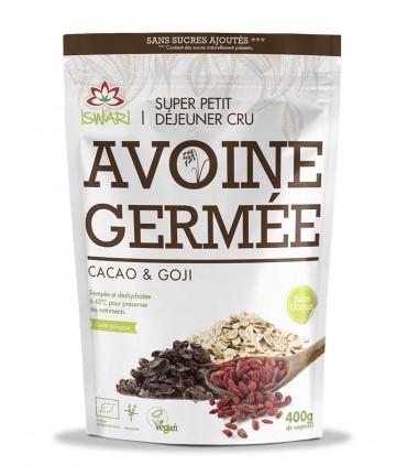 Avoine Germée Cacao & Goji...