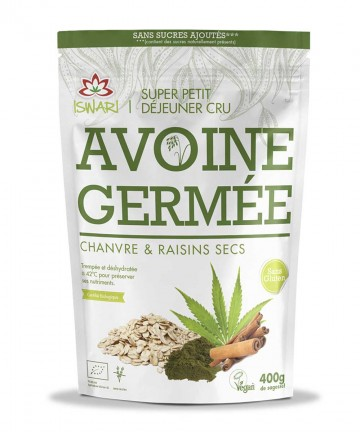 Avoine Germée Chanvre &...