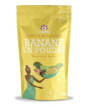 Banane poudre - Bio