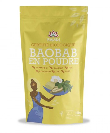 Baobab poudre