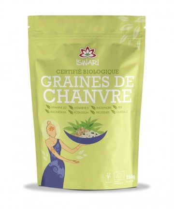 Graines de chanvre - Bio