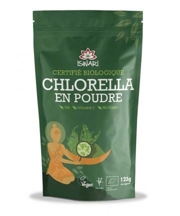 Chlorella poudre