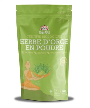 Herbe d'orge - Bio - 125g