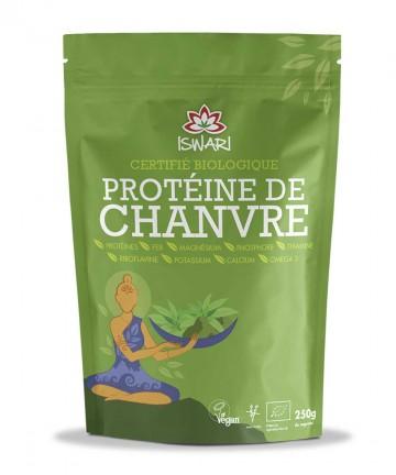 Protéine de chanvre - Bio -...