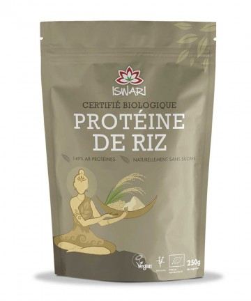 Protéine de riz - Bio