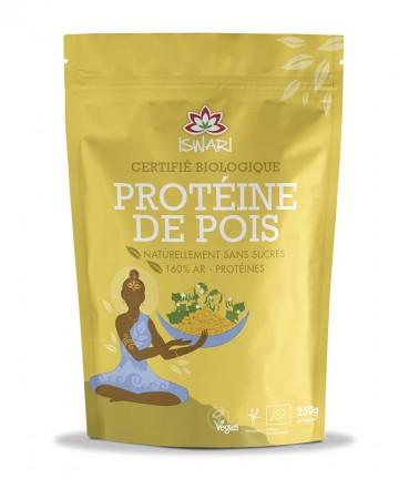 Protéine de pois - Bio