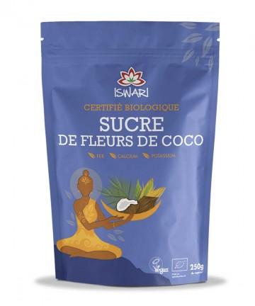 Sucre de fleurs de coco - Bio
