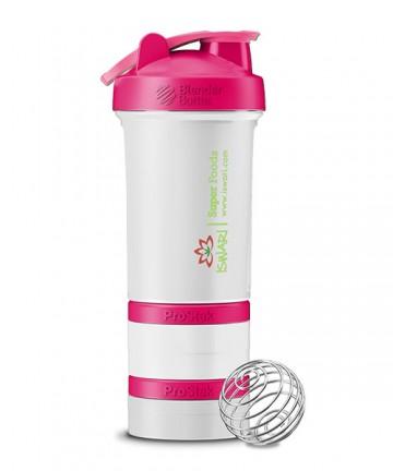 Shaker ProStak 250ml - Rose