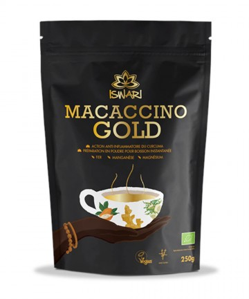 Macaccino Gold - BIO