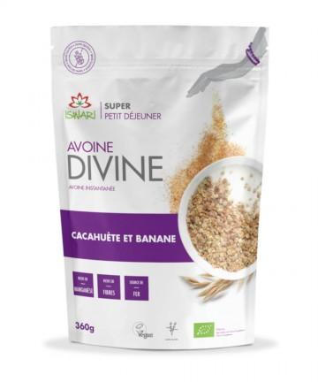 Avoine Divine Cacahuetes &...