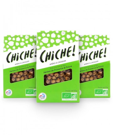 Pack pois chiches grillés...
