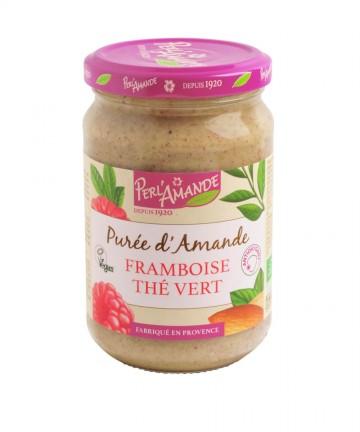 Purée d'amande - Framboise...