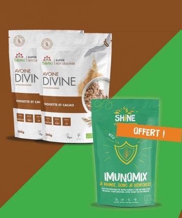 Pack Avoine Divine...