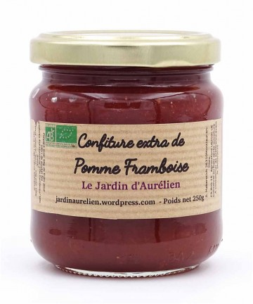 Confiture extra pomme &...
