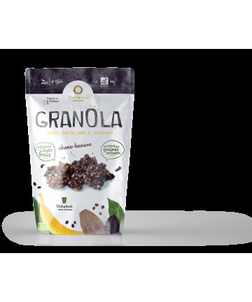 Granola Choco Banane - Bio