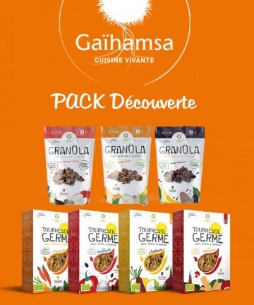 Pack découverte GAIHAMSA