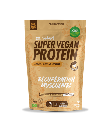 SUPER VEGAN PROTEIN -...
