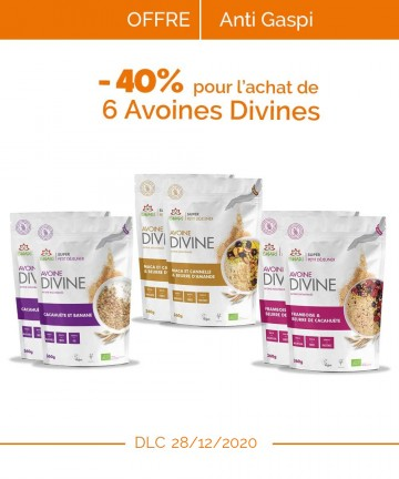 6 Avoines Divines - Pack...