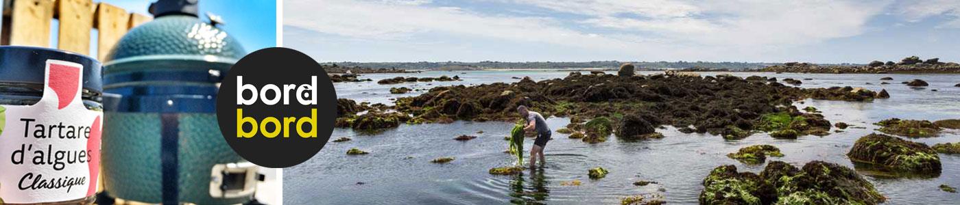 Bord à Bord, algues bio