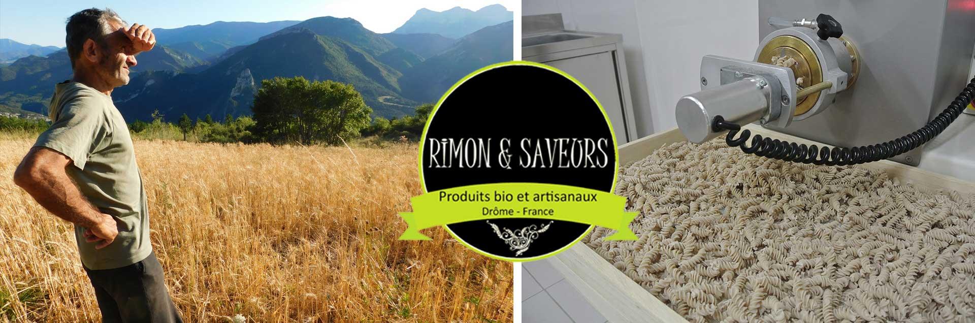 Riùmon & Saveurs - pates bio et artisanales
