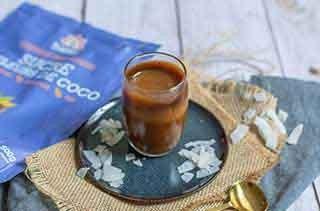 Caramel vegan à la noix de coco